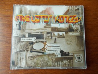 THE LATIN KINGS - Borta i tankar, CD singel Redline 1996 Svensk Hip Hop