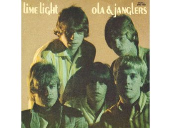 LP Ola & The Janglers  Lime Light