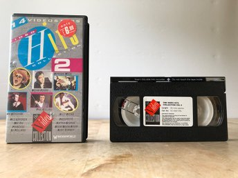 Video Hits Collection 2 - VHS Depeche Mode Bryan Ferry Nik Kershaw mfl