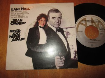 "Lani Hall ""Never Say Never Again"""