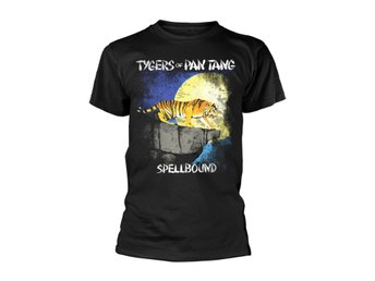 Tygers Of Pan Tang Spellbound  T-Shirt Large