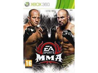 SPEL XBOX 360 XBOX360 - Fighting - MMA