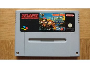 Super Nintendo/SNES: Donkey Kong Country 3 (EUR)