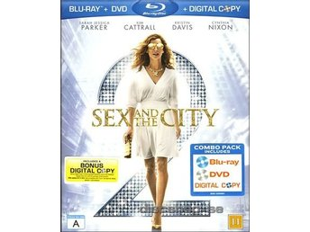 Sex and the City 2 2010 BD Blu-Ray+DVD Sarah Jessica Parker