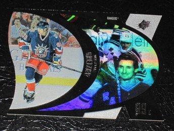 "1997-98 Wayne Gretzky SPx Silver ""Sample"" #30 - Tingsryd - 1997-98 Wayne Gretzky SPx Silver ""Sample"" #30 - Tingsryd"