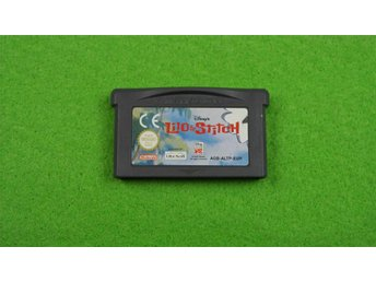 Lilo & Stitch GBA Gameboy Advance
