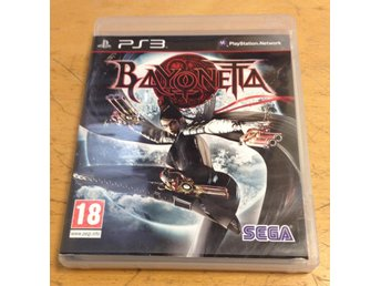 Bayonetta PS3 Playstation 3