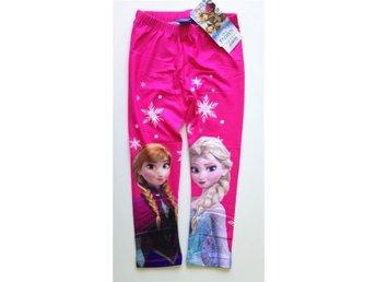 Original Frost Frozen leggings tights, rosa stl 134 - Borås - Original Frost Frozen leggings tights, rosa stl 134 - Borås