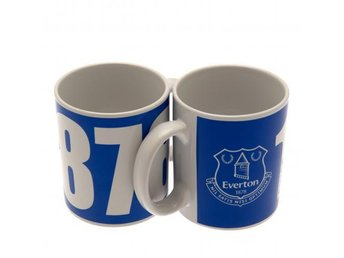 Everton Mugg Since
