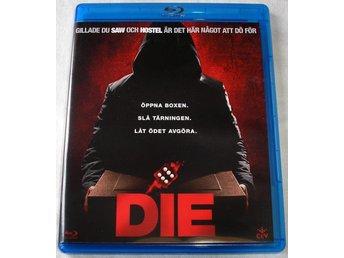 Die (Blu-ray) - Bollnäs - Die (Blu-ray) - Bollnäs