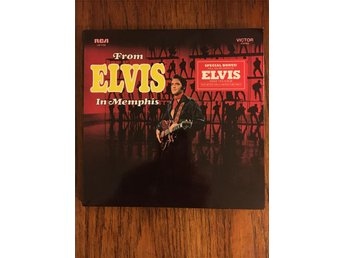 ELVIS PRESLEY - From Elvis in Memphis (FTD, 2CD)