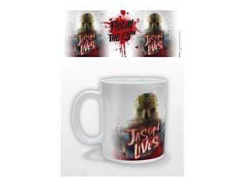 Friday The 13th Mugg Jason Lives