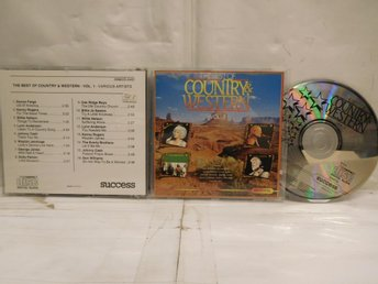 THE BEST OF COUNTRY & WESTERN - VOL. 1- V/A