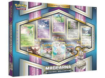 Pokemon Magearna Mythical Collection - Kortspel