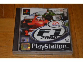 F1 2000 - Playstation PS1