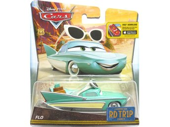Flo - Disney Cars bilar - Road Trip