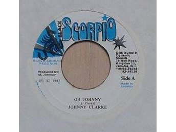 "Johnny Clarke title* Oh Johnny* Jam 7"" - Hägersten - Johnny Clarke title* Oh Johnny* Jam 7"" - Hägersten"