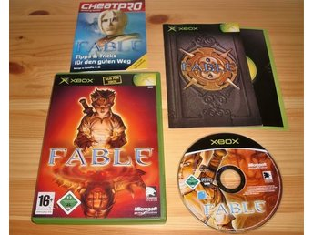 Xbox: Fable