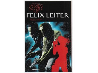 James Bond: Felix Leiter # 5 Cover A NM Ny Import
