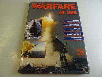 Warfare at sea . Sumarine weapons systems...
