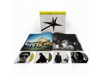 R.E.M.: Automatic for the people (25th/Deluxe) (3 CD + Blu-ray)