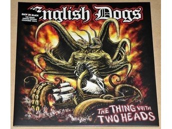 English Dogs - The Thing With Two Heads ( Limited Edition ,Coloured Vinyl),LP