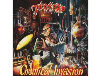 Tankard -Chemical invasion Digi CD S/S 2017 Gang Green cover
