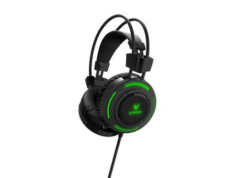 VPRO Headset 2.1 Gaming VH200 Svart