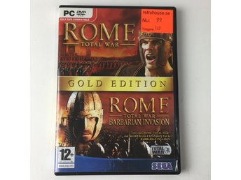 PC-spel, Rome Total War