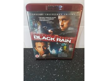 Hd dvd : Black rain - collectors edition - Michael Douglas