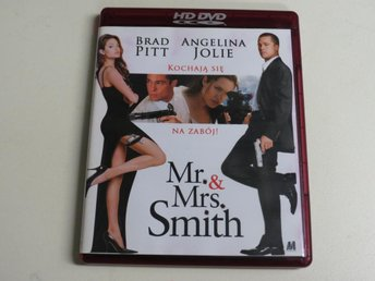 MR. & MRS. SMITH (HD DVD) Brad Pitt