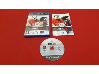 FIFA 08 till Sony Playstation 2 PS2