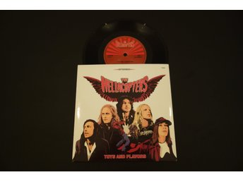 "Hellacopters / Toys and flavors (7"")"