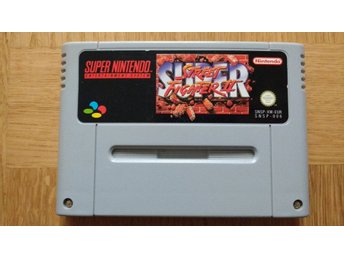 Super Nintendo/SNES: Super Street Fighter II 2 (EUR)
