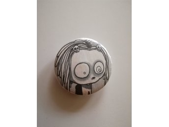 Lenore - pin badge button jhonen vasquez