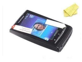 Clear Displayskydd till Sony Ericsson XPERIA X10 mini