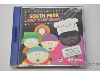 South Park: Chefs Luv Shack - Dreamcast