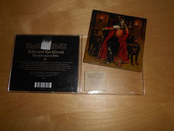 IRON MAIDEN - CD - EDWARD THE GREAT