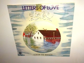 Lake - Letters of Love / Lost by the wayside, vinyl EP