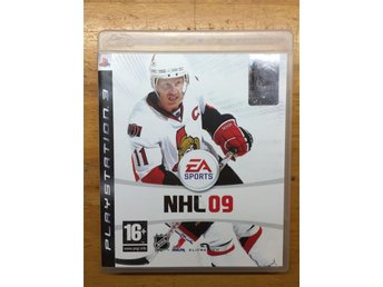 NHL 09 EA Sports Playstation 3