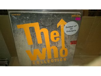 The Who - Collection, LP, ny