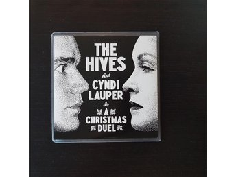 The Hives and Cyndi Lauper - Christmas duel CD singel