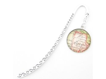 Karta bokmärke / Map bookmark