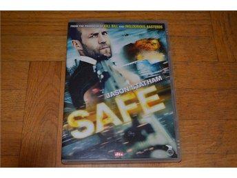Safe ( Jason Statham ) DVD - Töre - Safe ( Jason Statham ) DVD - Töre