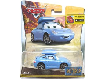 Sally - Disney Cars bilar - Road Trip 2017