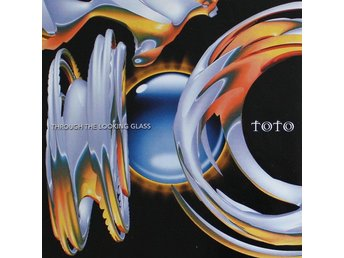 Toto, Through the looking glass (CD) - Knäred - Toto, Through the looking glass (CD) - Knäred