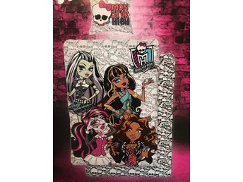 påslakanset monster high