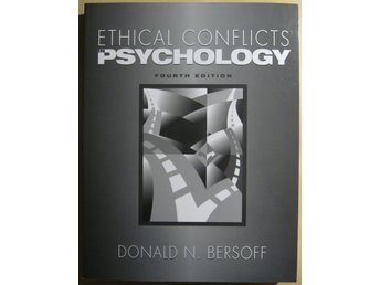 Ethical Conflicts in Psychology av Donald N. Bersoff