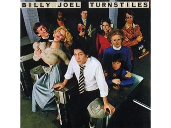 Joel Billy: Turnstiles 1976 (Rem) (CD)