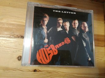 The Husbands - The Letter, CD